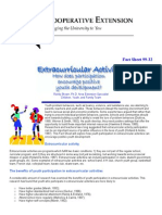 How Participation in Extracurricular Activities Encourage Youth Development