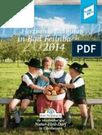 Gastgeberverzeichnis Bad Feilnbach