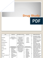 Complete Drugs Study