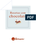 Recetas de Rechupete - Chocolate [Imp]