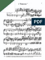 Ives Concord Sonata 1921 Piano Sheet Music