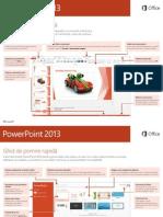 2.1. Office 2013 - Ghid de pornire rapidă PowerPoint