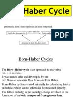 Born Haber L4