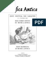 Musica Antica 2002