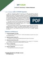 SIP-SDP Problem Statement - Final