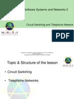 HSSN2-04-CircuitSwitchingandTelephoneNetwork
