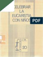 CPL. Celebrar la Eucaristía con niños