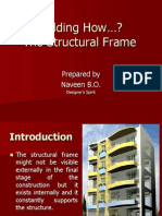 1.the Structural Frame - Contd
