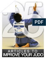 25 Articles to Improve Your Judo
