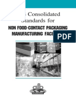 Nonfood Contact Packaging Standard