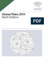 WEF GlobalRisks Report 2014