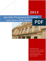 Apostila de Programação Visual com JAVA e Net Beans