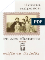 139515955 Pe Apa Sambetei Ileana Vulpescu