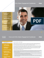 Citrix and Cisco Engagement Guidebook