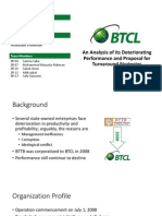 Proposal for BTCL