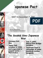 world war ii presentaion 6 - japans ambition -