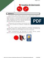 Recomendaciones sobre Sistemas de Contención de Vehículos