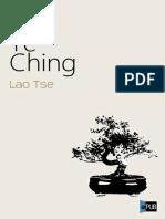 Lao Tse - Tao Te Ching
