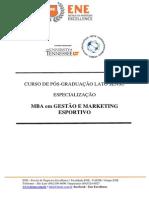Projetombagestao e Marketing Esportivo