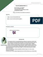SEMANA 05SOLUCIÓN DE ECUACIONES NO LIENALES II