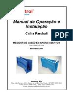 Calha Parshall