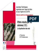 JT Seisme 2012 J1 03 Liquefaction V1