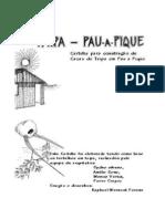 Cartilha Pau a Pique Taipa