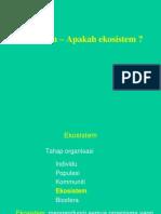L01 Ecosystems
