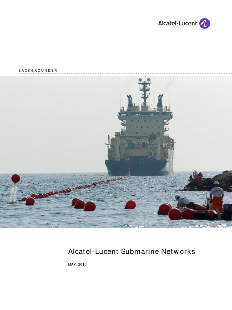 Submarine Backgrounder May 2013 | Computer Network