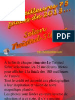 75 photos de 2013