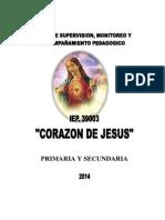 Plan Monitoreo 1 2014
