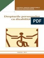 Drepturile Persoanelor Cu Disabilitati Brosura