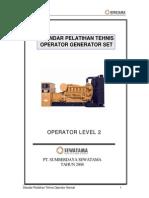 Materi Pelatihan Level 2 _ Electrical Gen _