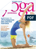 Yoga Journal USA - June 2013 (Gnv64)