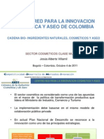 Sustentacion Cri Biocosmetica y Aseo