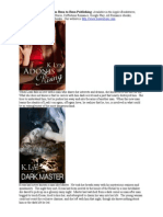 The Latest M/F Books from Beau to Beau Publishing