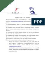 INSTRUCCIONES A LOS AUTORES-Lingüística