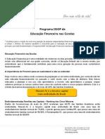 Programa DSOP de Educação Financeira nas Escolas - Unidade Maceió