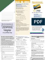 Unspent MTA card questionnaire