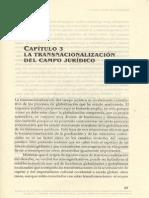 Santos Transnacionalizacion Del Derecho