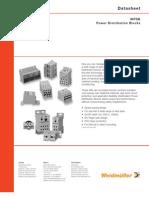 WPDB Power Distribution Blocks