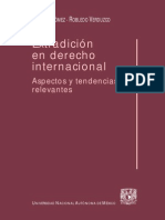ExtradiciónEnDerechoInternacional