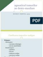 Radiodiagnosticul Tumorilor Maligne Dento-maxilare