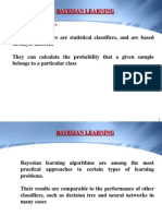 Lecture 07 - Bayesian Learning - 1