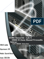 Security Chp4 Lab-A CBAC-ZBF Instructor