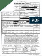 Kellen Winslow Jr. Police Report