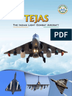 DRDO-ADA - LCA Tejas IOC2 Brochure Final - Dec 2013