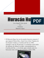 Huracán Hugo