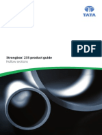 Strongbox® 235 Hollow Sections Product Guide UK 11-2010