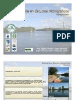 1 Batimetría en Estúdios Hidrográficos - Intro 1